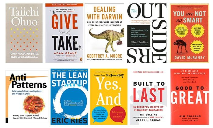 top 10 manufacturing technology books