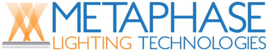 A graphic of the Metaphase Technologies logo