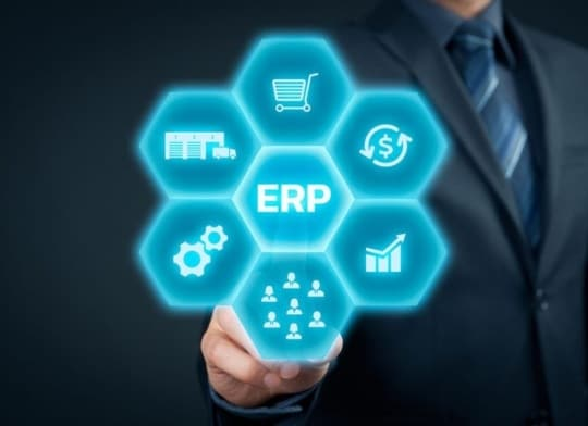 animage of 2019 ERP trends as part of the march 2019 news and updates from Encompass Solutions