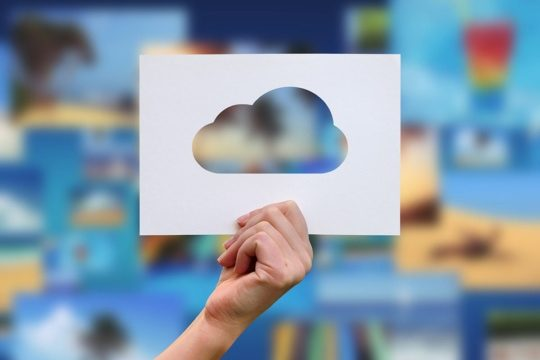 an image of cloud migration strategy and cloud erp as part of 2019 erp trends