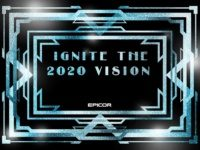 an image of the epicor ignite 2019 banner