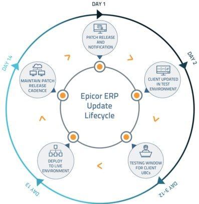 epicor patch management services