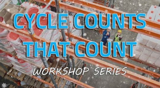 cycle counts the full physical inventory continual process improvement workshop