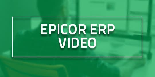 Epicor ERP Video Resource Directory