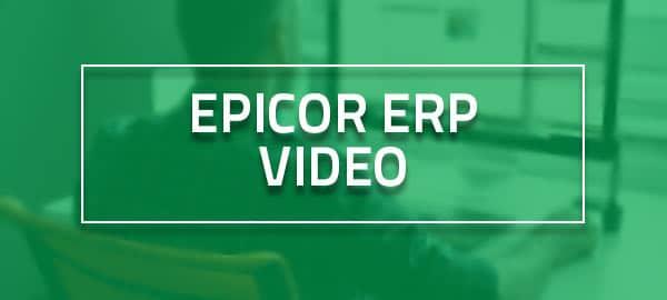 Epicor ERP Video Resource Directory